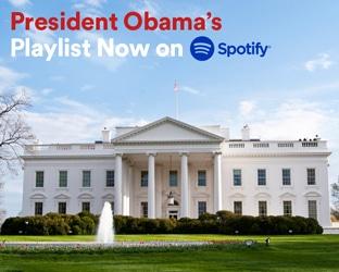 Spotify-WhiteHouse