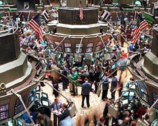 Wall Street / Trading Floor
